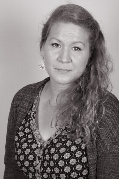 näyttelymestari Anu Haikonen