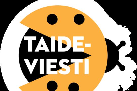 Taideviesti-logo