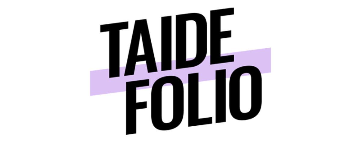 Taide\Folion logo